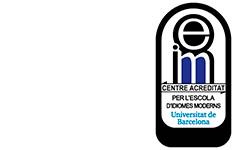 Centro Acreditado de la Escuela de Idiomas de la Universidad de Barcelona