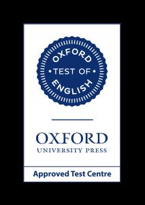 Centro examinador oficial del Oxford Test of English