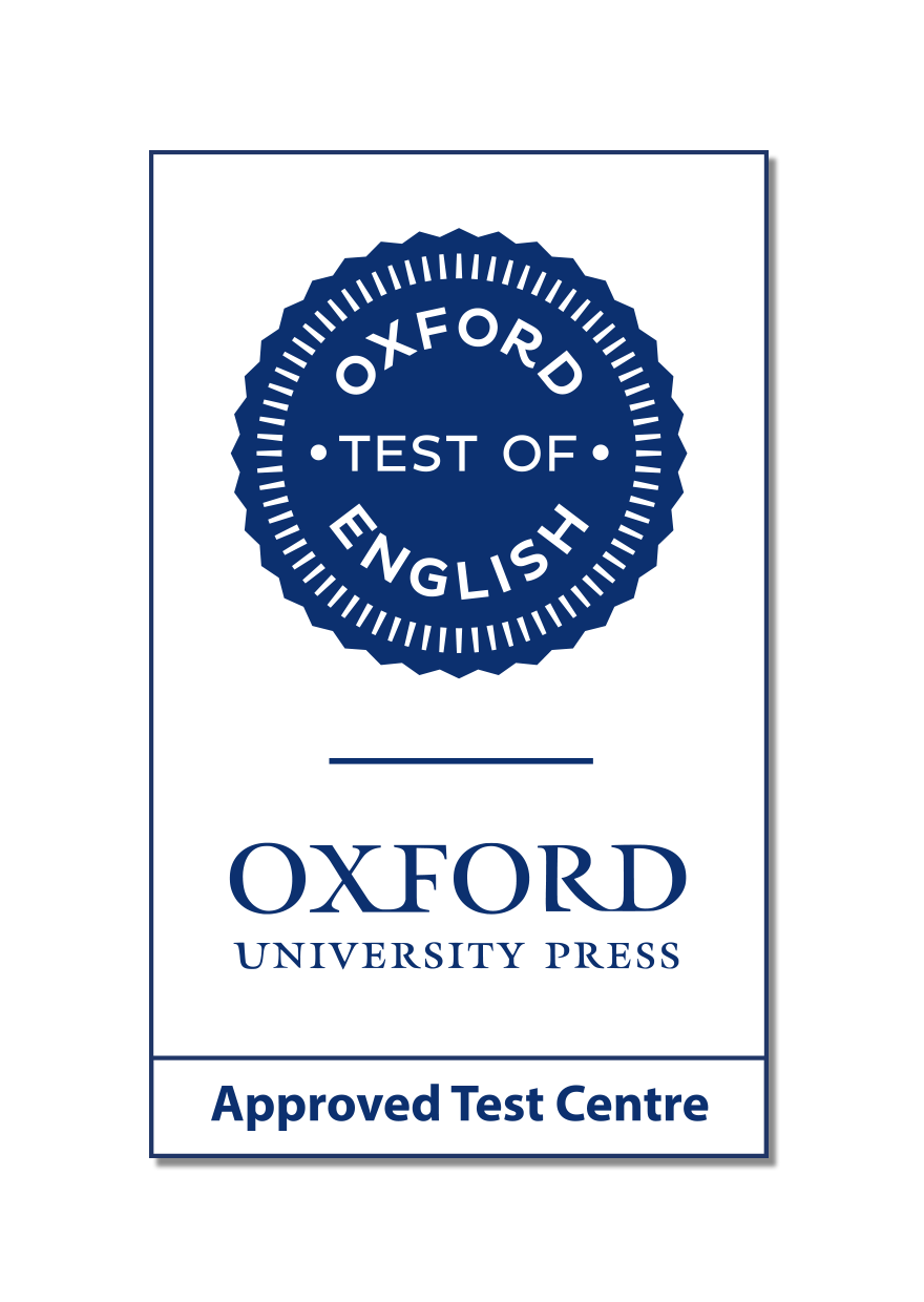 Centro examinador oficial del Oxford Test of English
